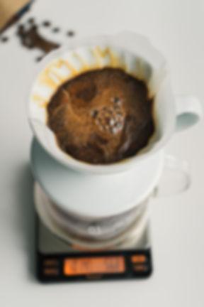 фильтр-кофе, пуровер