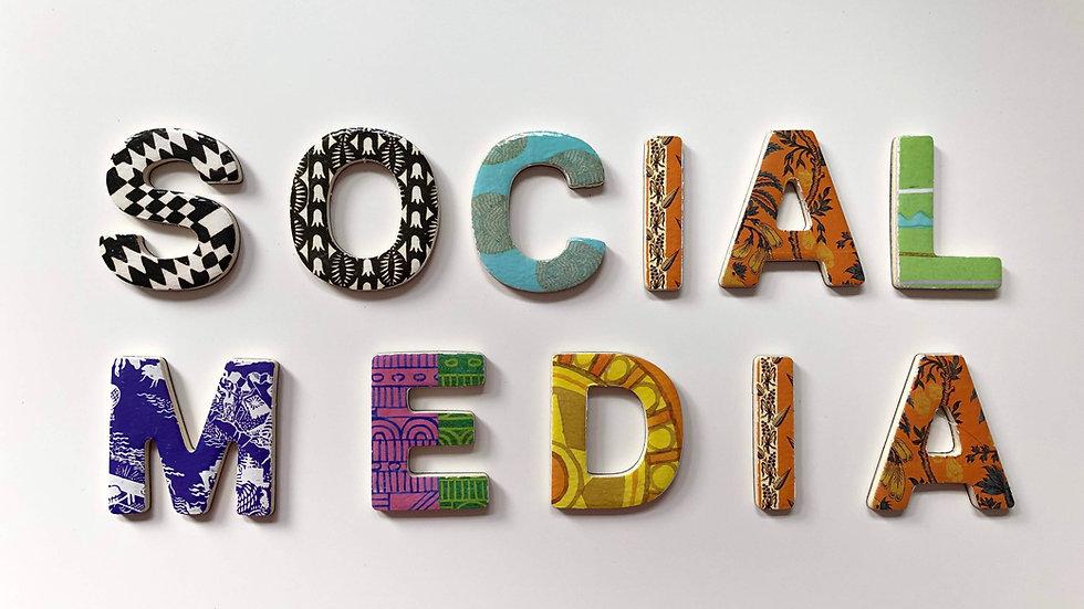 Social Media Setup Only