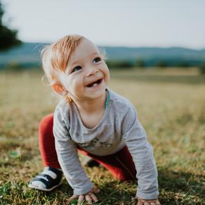Temperamenta tantrumi (histērijas) bērnam