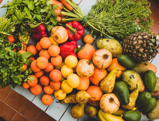 Una dieta rica en frutas y verduras ayudaría a regular el estrés