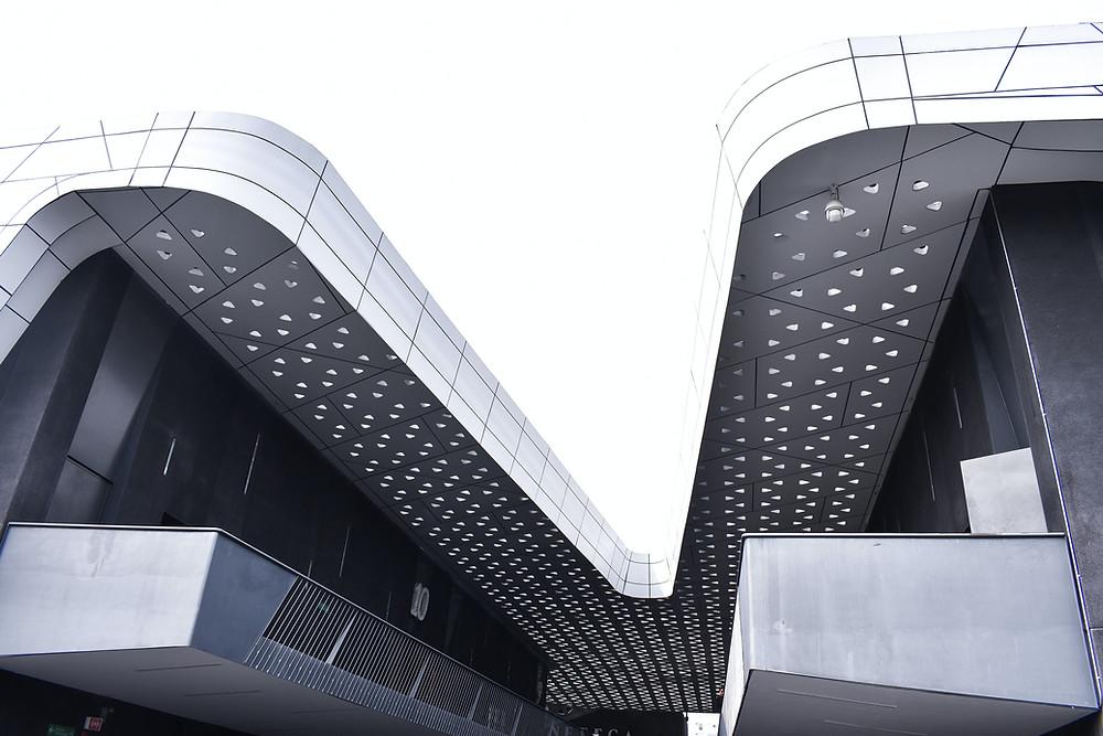 Cineteca Nacional. Rojkind Arquitectos
