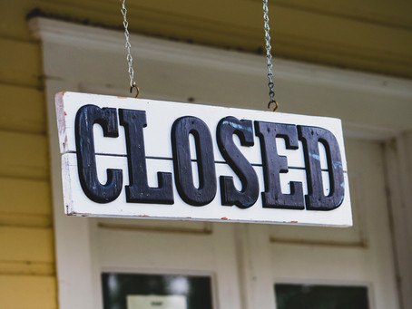 6 Biggest Reasons Why Restaurants Are Shutting Their Doors