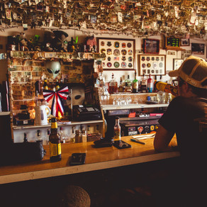 To the man in the dive bar who I'll always be dating by Megan Cannella
