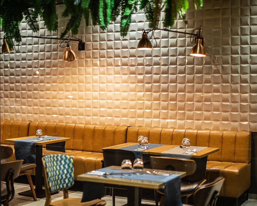 décoration de restaurant