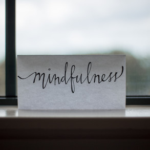 Mindfulness. Its easier than you think.