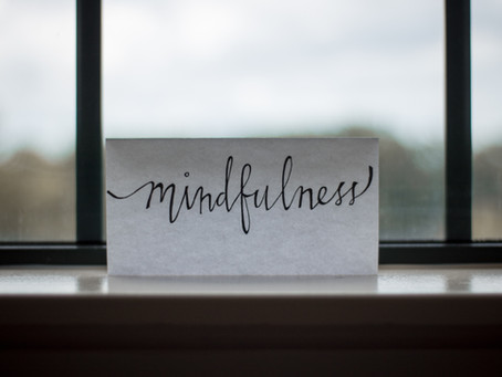 What is a mindful habit and how do they improve health and wellness?