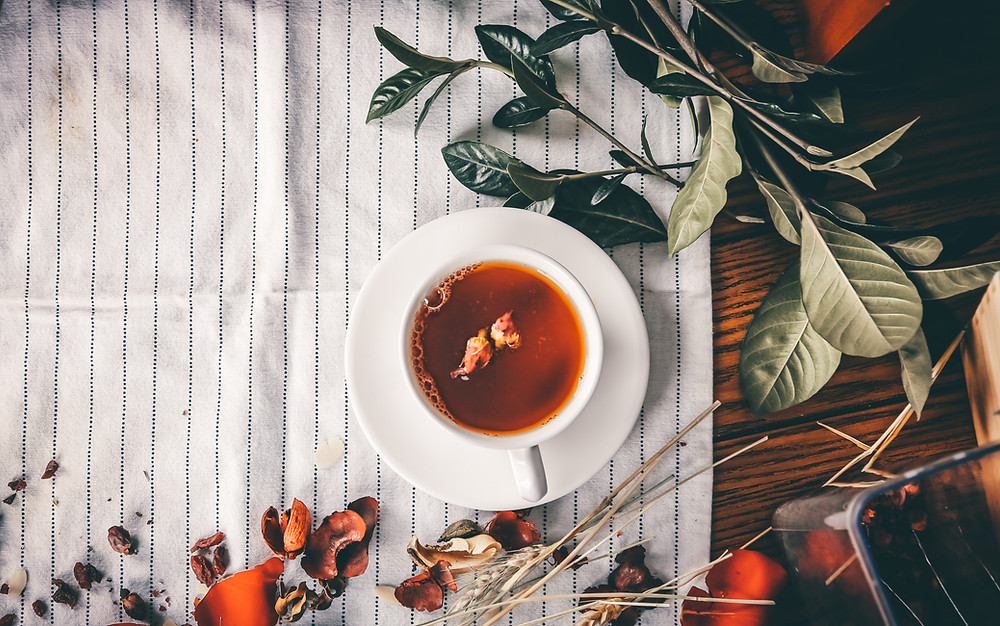 The best anti-aging and natural teas