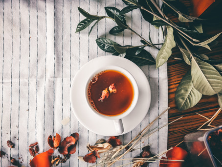 A Little Witchy Review: Design A Tea