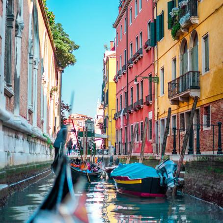 Eine Nacht in Venedig – Quintessenz im Highspeed-Tempo