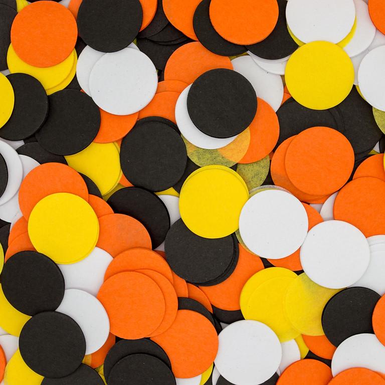 Les vacances créatives d'Automne Mercredi 14H- Guirlande Halloween