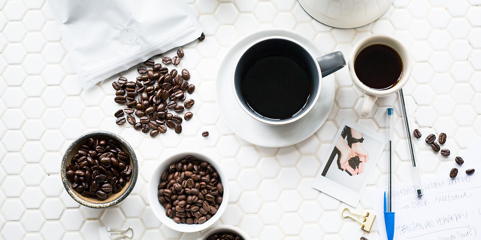 Coffee Brewing 101 with Creeds Coffee Bar