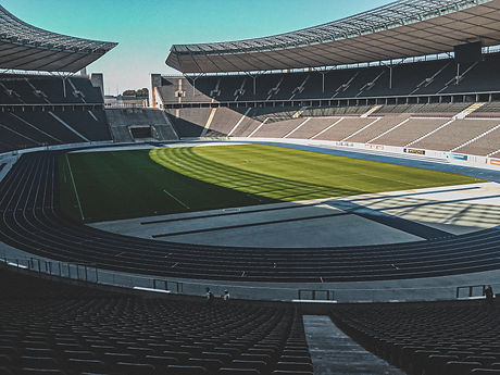 Olympiastadion - Image by Justin Ha