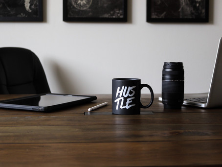 Why You Don't Need To Hustle And Fight For Success