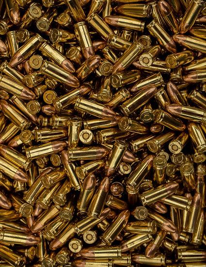 9MM Ammunition Box - 50rds