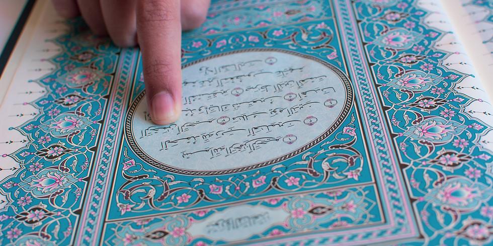 """Quran Talaqqi   """"تلقي القرآن"""""""