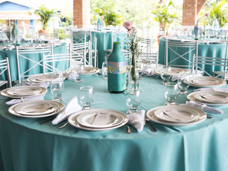 How to Procure Table Linens for Cost Effective Weddings & Events