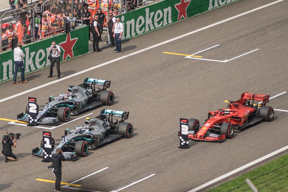 Formula 1; Extra-Cover, Regulations
