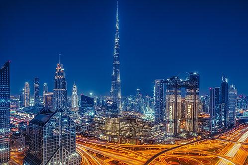 Summer in Dubai - LAND ONLY