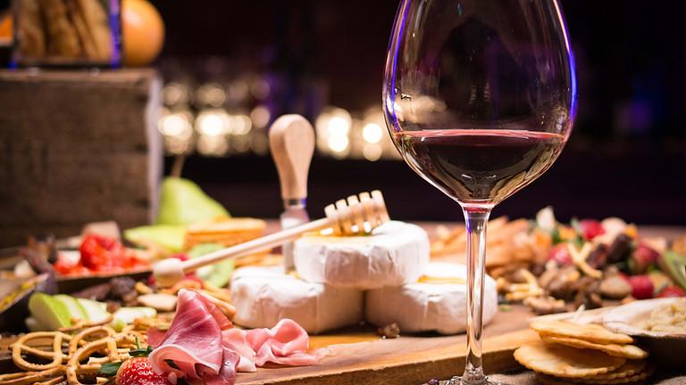 Wine Pairing Class & Tasting
