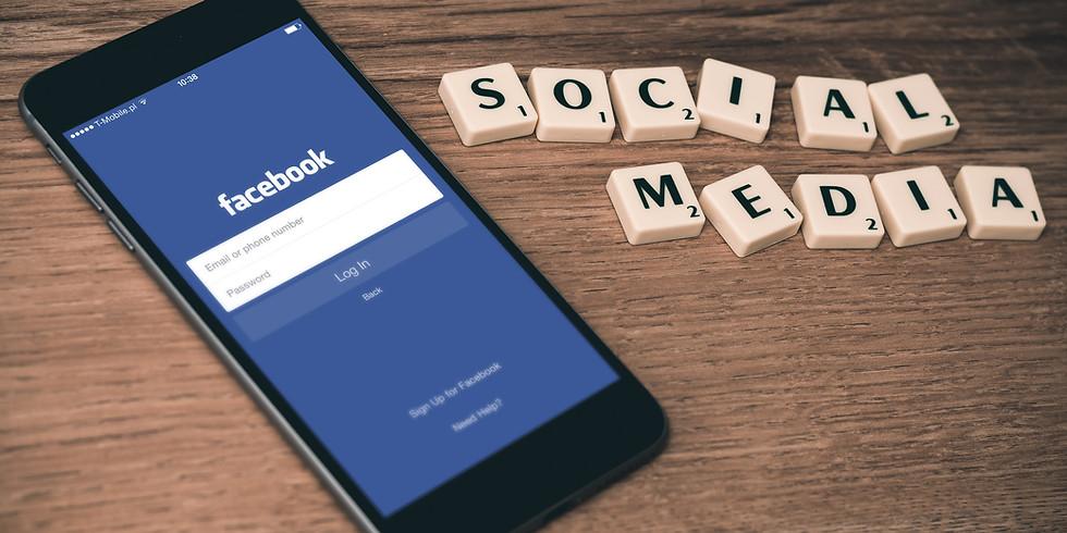 Online Masterclass: Intro to Paid Social Media Marketing