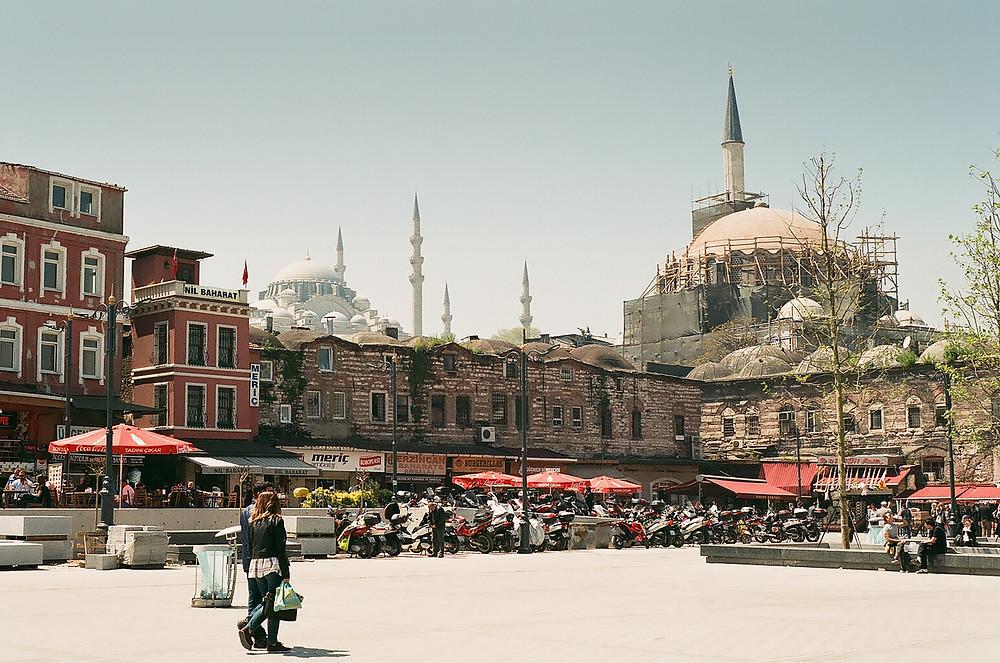 Eminonu Estambul