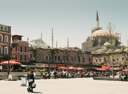 Find Out The Things To Do In Istanbul With Turkish Airlines Flights