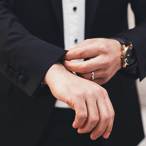 10 WAYS TO GET THE GROOM INVOLVED