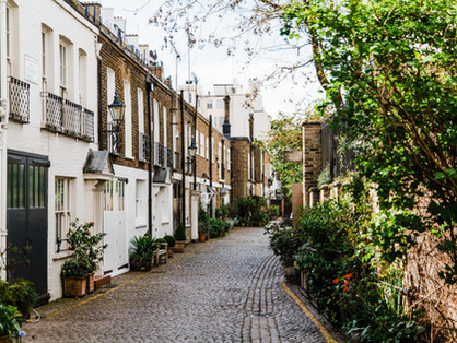 The prime(ish) London postcodes with far from prime property prices