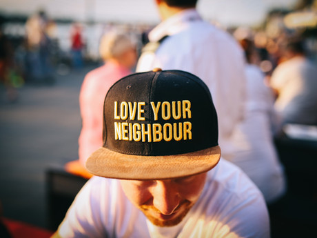 The Importance of Being a Good Neighbor - Proverbs 3