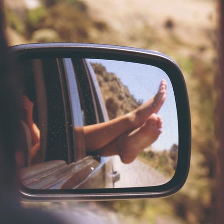 Road trip από την Πάφο στο Όμοδος
