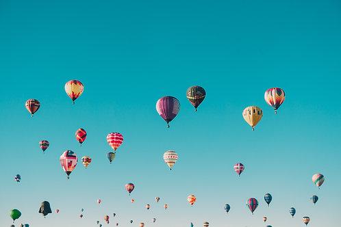 Ballonvaart 1 persoon