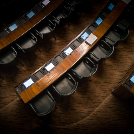 Senate Voting Access Bill Resembles House Plan
