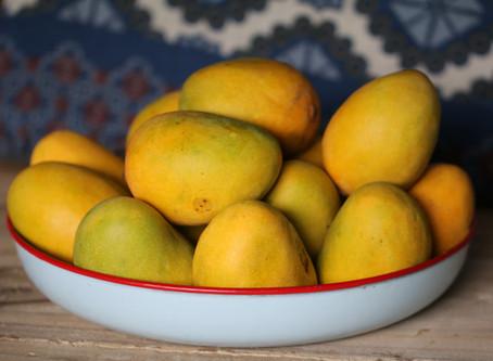 Yummer Summer Mango Salsa