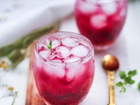 Pomegranate Spritz