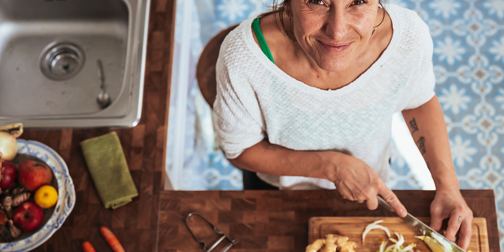 Rocking the Kitchen to Engage Happy Healthy Residents (Ways to fight food insecurities) with Becky Arbella (1 hour)