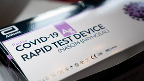 International travel could safely reopen through adoption of high-performing rapid antigen tests