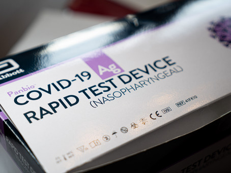 Cheap, quick COVID-19 tests have been slow to gain FDA approval, a continuing point of frustration