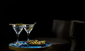 """The Return of the """"Three Martini Lunch"""""""