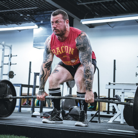 What Powerlifting taught me about OKRs