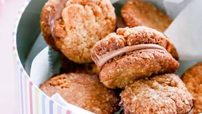 Havreflarn : galettes suédoises aux flocons d'avoine et au chocolat