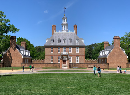 Staff Travel | Williamsburg Virginia