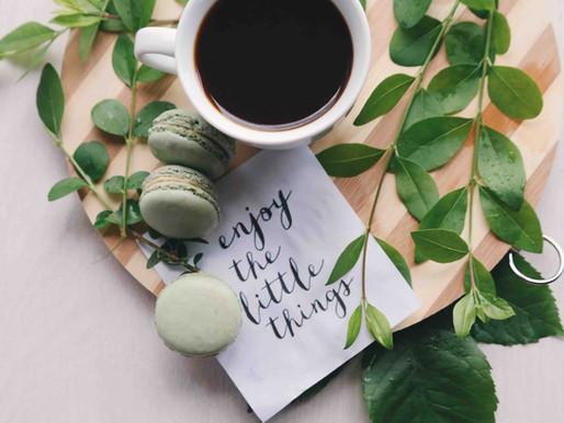 Let's live in gratitude