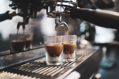 Great coffee and tea