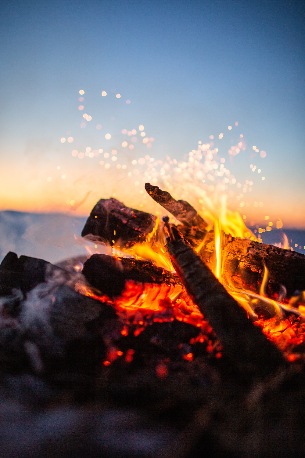5 elements of nature, fire