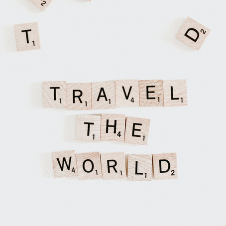 Words to use instead of travel - 25 aesthetic words from different origins not known to all!