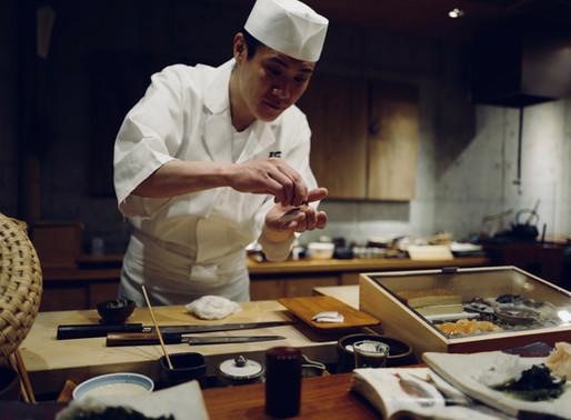 Суши или как се пристрастих към сурова риба