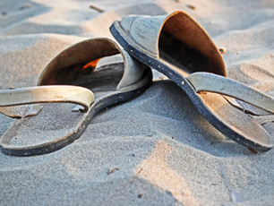 15th Sunday of Ordinary Time (Ages 9-12): Sandals and Staff
