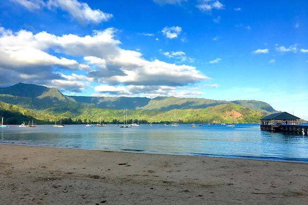 Hanalei Bay Kaua'i, North Shore