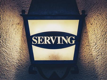 JULY: Service