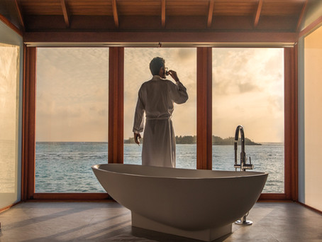 Bathroom: A Tired Room While You Stay At Home. 16+2 Secrets The Intreriors Can Tell You